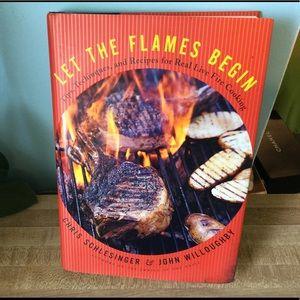 Let The Flames Begin Cookbook